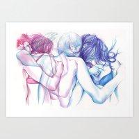 I'll Take Care of You Art Print