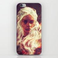 Fireheart iPhone & iPod Skin