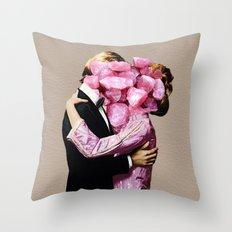 Rocky Start Throw Pillow