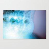 Cats Cats Cats Canvas Print