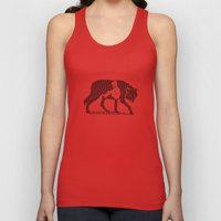 Hungry Like The Wolf Unisex Tank Top