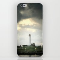 Lions Lighthouse ~ Stand By iPhone & iPod Skin