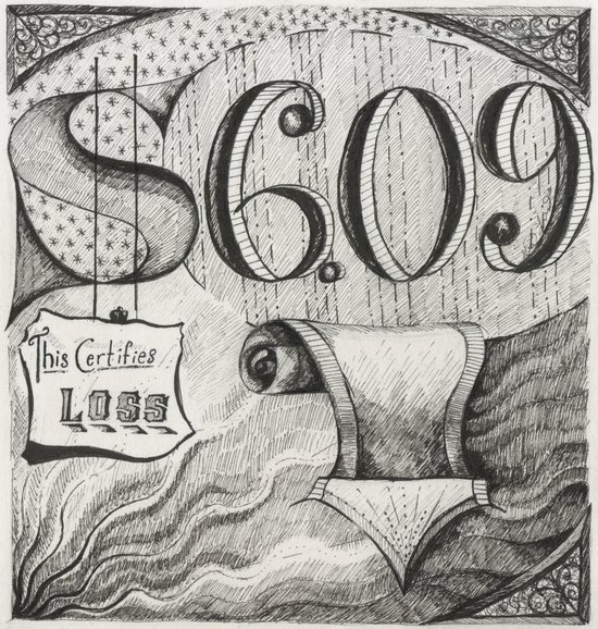 Stock Market #1 Art Print