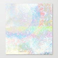 The Grey Area Canvas Print