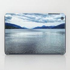 Loch Ness Scotland iPad Case