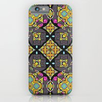 Happy Summer Mandala iPhone 6 Slim Case