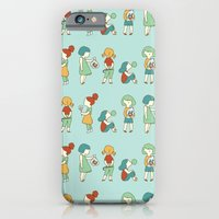 Candy girls iPhone 6 Slim Case
