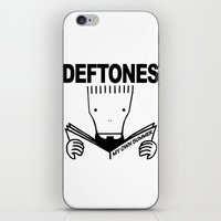 Descentones iPhone & iPod Skin