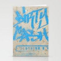 DIRTY CASH - TAGGING STR… Stationery Cards