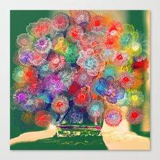Sunny Mood. Canvas Print