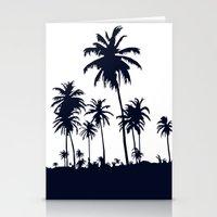 California Negative  Stationery Cards