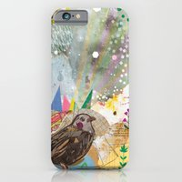 iPhone & iPod Case featuring Dreamscape by Jo Cheung Illustration