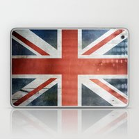 Great Britain, Union Jack Laptop & iPad Skin