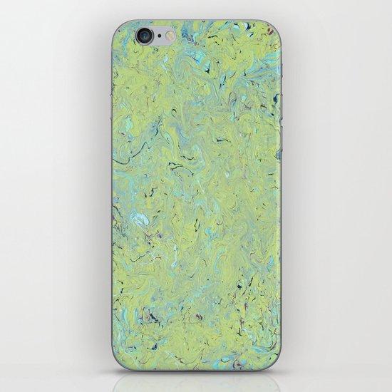Slime Mold iPhone & iPod Skin