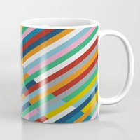 Bricks Rotate 45 Mug