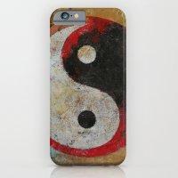 Yin Yang Dragon iPhone 6 Slim Case