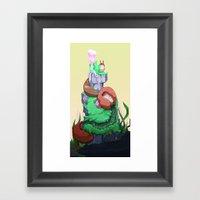Aspiration Framed Art Print