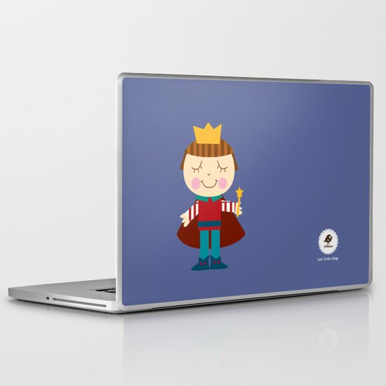 Prince charming Laptop & iPad Skin