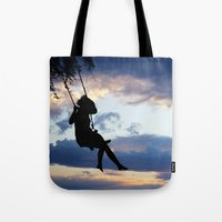 Her dreams are perfect Tote Bag