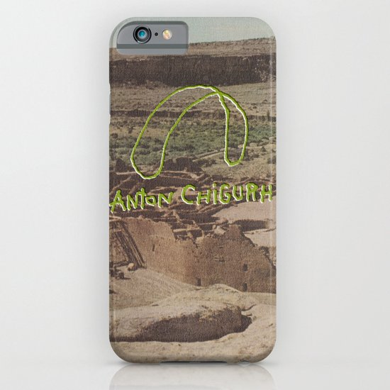 Anton Chigurh iPhone & iPod Case
