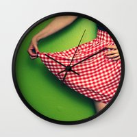 pleased to meet you~ Wall Clock