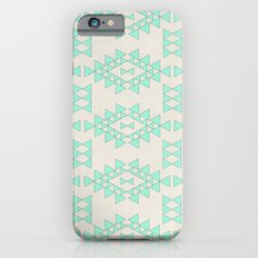 Mint Geo iPhone 6 Slim Case