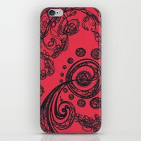 Birth of a Galaxy iPhone & iPod Skin