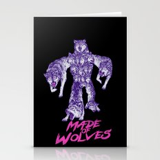 Made Of Wolves Stationery Cards
