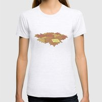 Kick Me Womens Fitted Tee Ash Grey SMALL