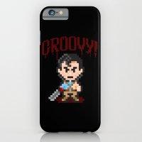 Evil Dead Pixels iPhone 6 Slim Case