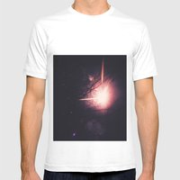 Firework! Mens Fitted Tee White SMALL
