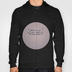 To The Moon Hoody