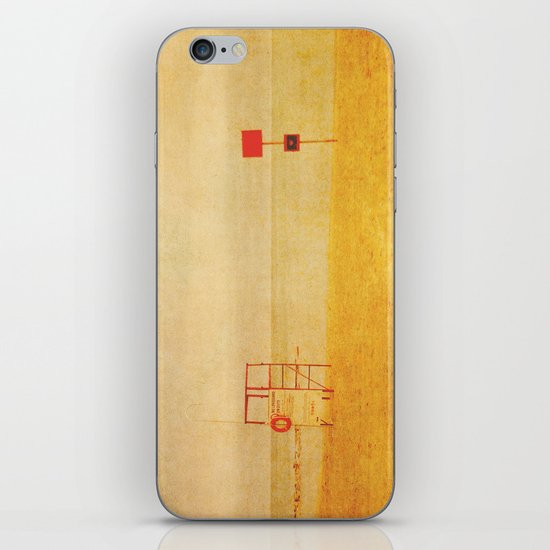 No Lifeguard On Duty iPhone & iPod Skin