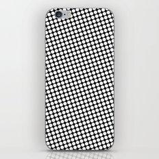 WHITE DOT iPhone & iPod Skin
