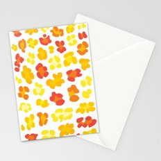 Leopard Print Stationery Cards