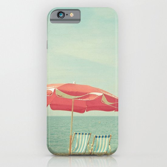 Deserted Beach iPhone & iPod Case