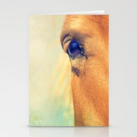 Horse Dreaming Stationery Cards