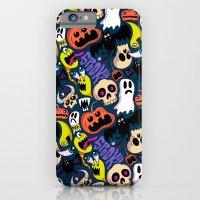 Spooky Pattern iPhone 6 Slim Case