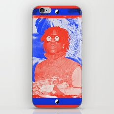 Love Song For The Idea of Forgetting iPhone & iPod Skin