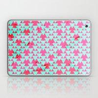 Watercolor Triangle Part… Laptop & iPad Skin