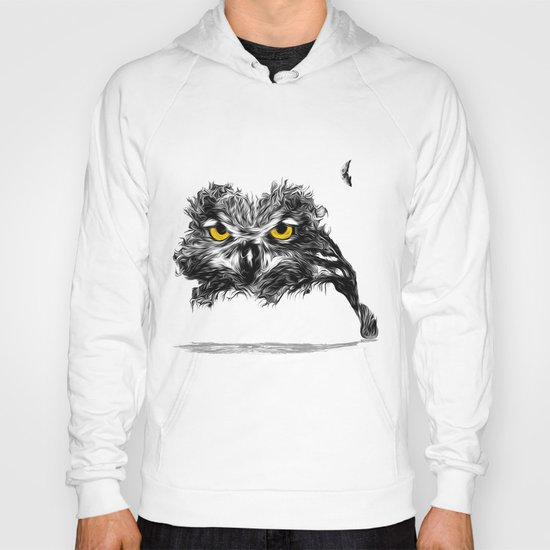 The Sudden Awakening of Nature Hoody