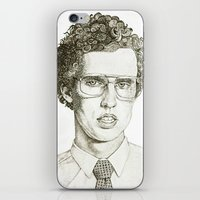 Napoleon Dynamite Multi-… iPhone & iPod Skin