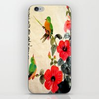 Courting Season iPhone & iPod Skin