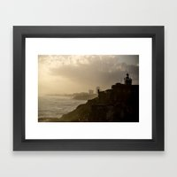 Puerto Rico From Old To … Framed Art Print