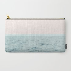 Sea Breeze #society6 #decor #style #tech Carry-All Pouch