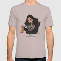 Jessica Jones Mens Fitted Tee Cinder SMALL