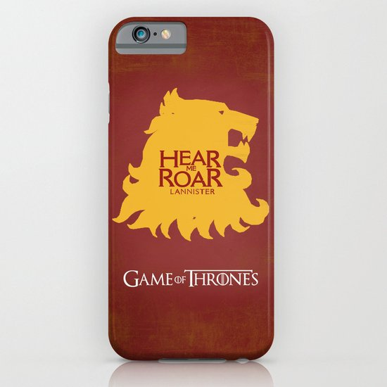 Game Of Thrones 02 iPhone & iPod Case