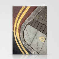 Kerb Curves Stationery Cards