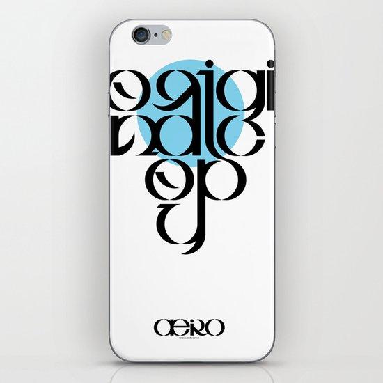 Original Copy iPhone & iPod Skin