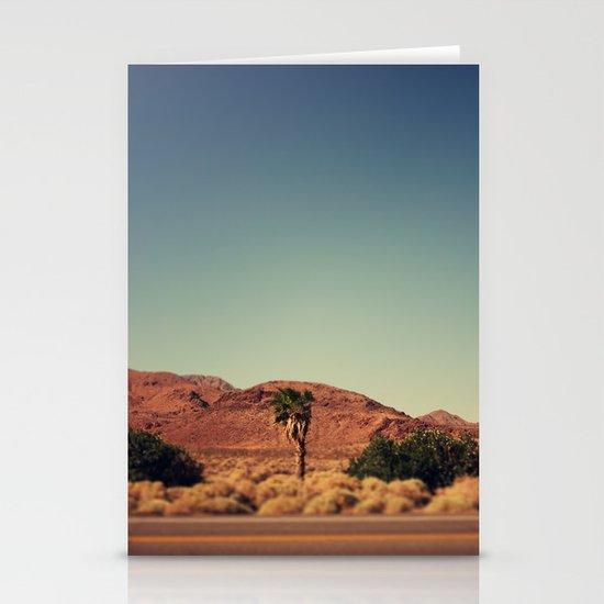 Joshua Tree. Stationery Card